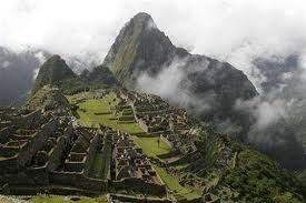 Machu Picchu....would love to do the hike to this!
