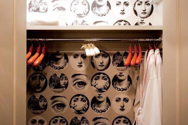 Explore Fornasetti Wallpaper Piero And More