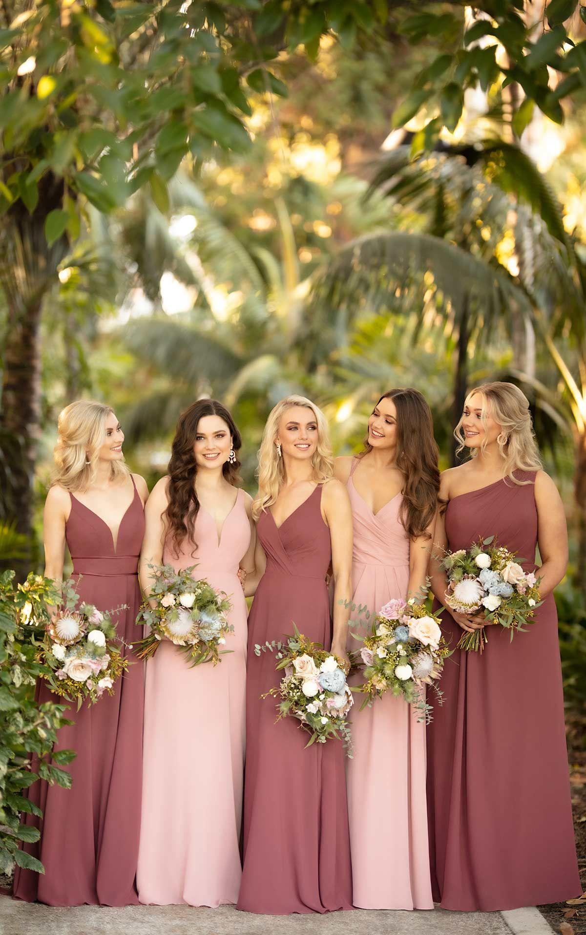 Sorella Vita Bridesmaid Dresses Rose Bridesmaid Dresses Summer Bridesmaid Dresses Wedding Bridesmaid Dresses [ 1914 x 1200 Pixel ]