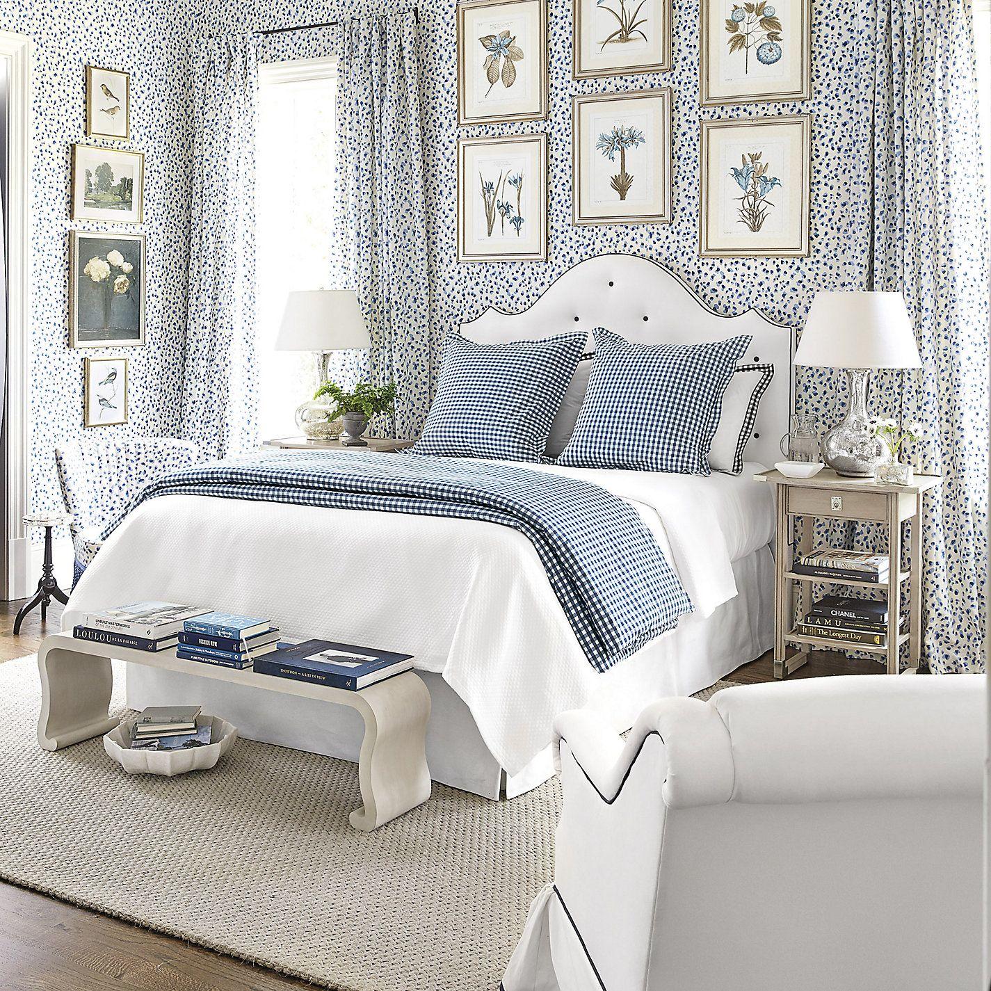 introducing miles redd for ballard designs | bed linen master