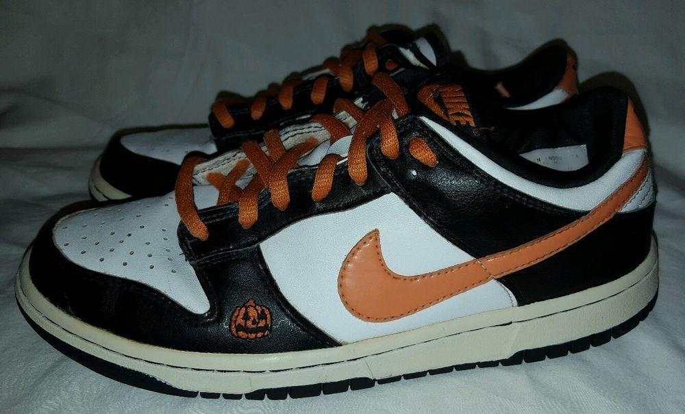 Nike Sb Dunk Recetas Mediados De Halloween