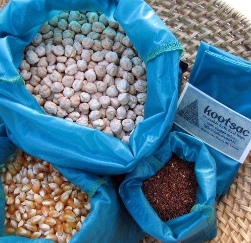 Kootsac - bulk food bag