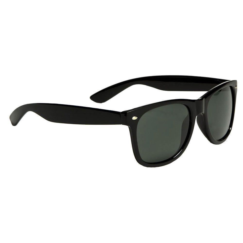 42ad202b5ea Glossy black sunglasses Ansel Elgort in Baby Driver (2017)