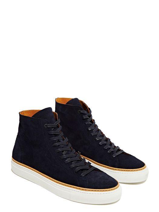 a8cd18b82c9 NEW SEASON - Number 288 Mens Mulberry High Top Sneaker   Sneakers ...