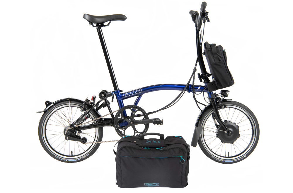 Brompton Bike Electric