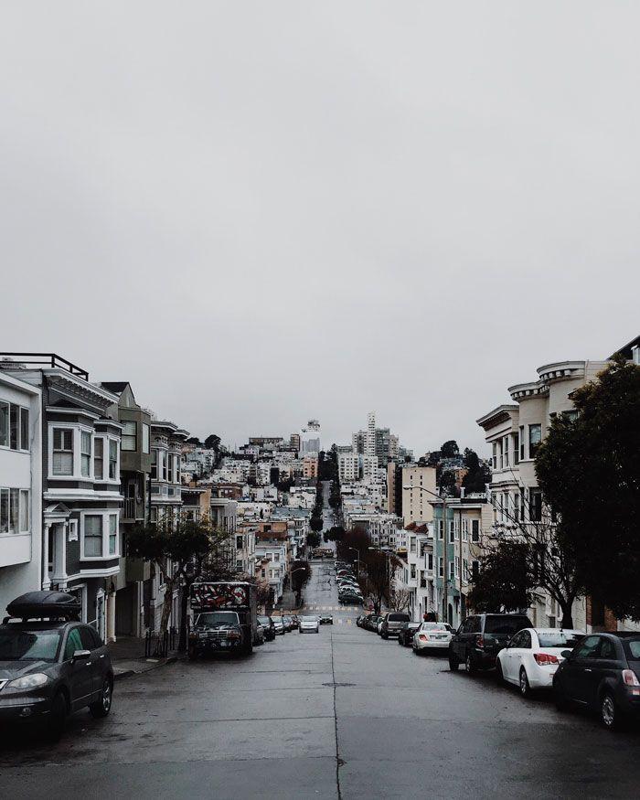 Ereignisse und Abenteuer San Francisco