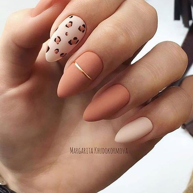 Instagram / just1nail nageldesign blumen 50 Flower Nail Designs for Spring  #blu…