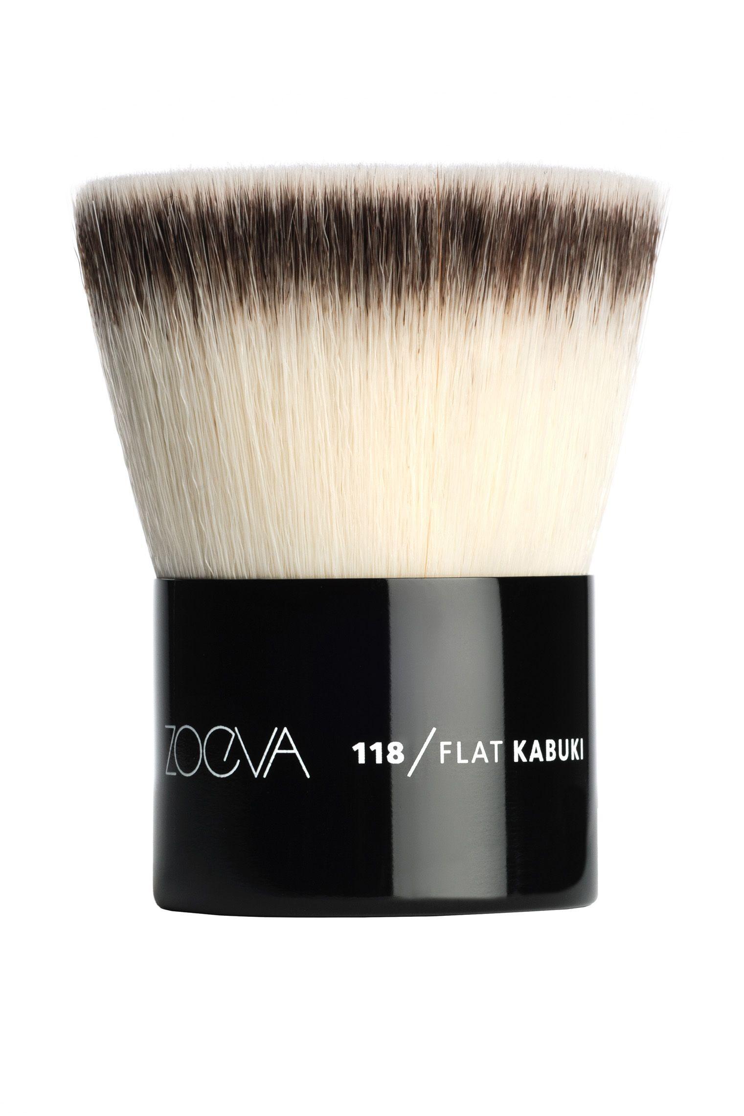 ZOEVA 118 Flat Kabuki Brush