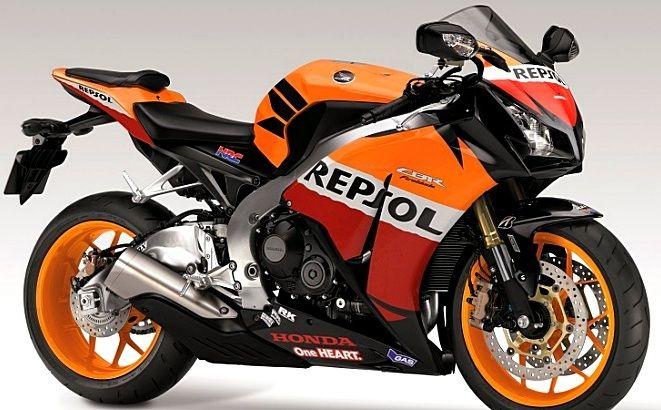 Honda CB 1000RR Repsol Overview