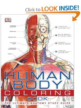 The Human Body Coloring Book: DK Publishing: 9780756682347: Amazon ...