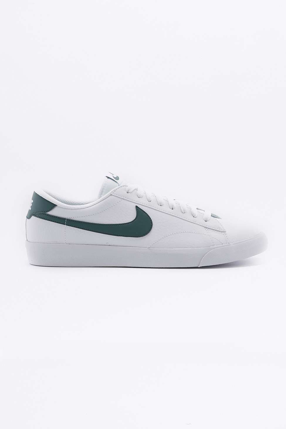 innovative design ba35a 655bd Nike Tennis Classic AC ND White and Green Trainers - Urban Outfitters