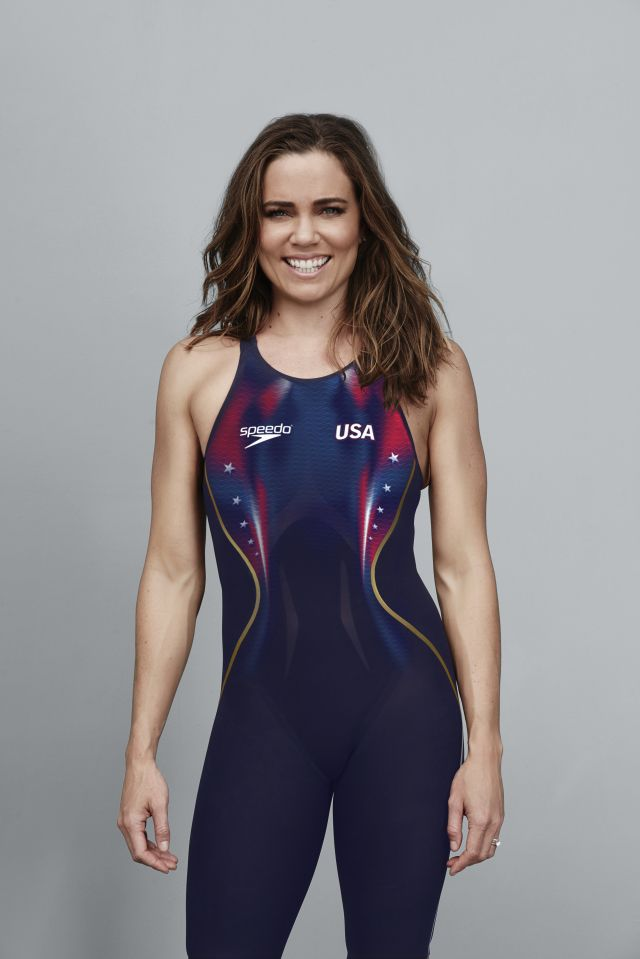 2b0396ab28 Speedo Unveils Olympic Swimsuits | Fitness | Olympic swimmers ...