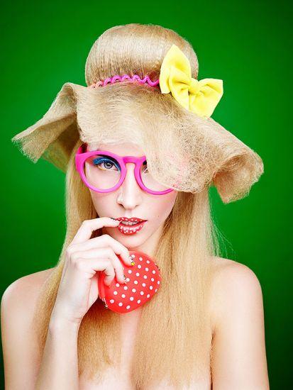 Felix Rachor Photography - True Hair #face #hand #glasses #hair #hat