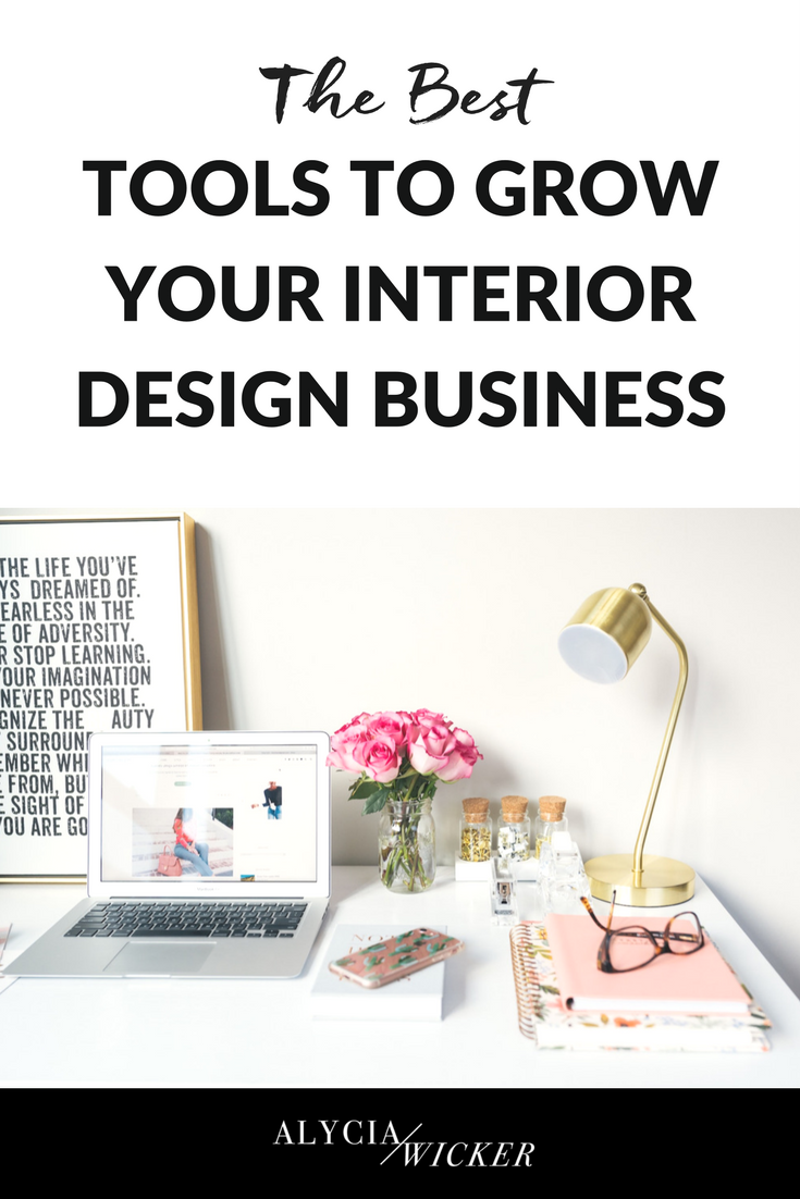 The Best Tools To Grow Your Interior Design Business With Images