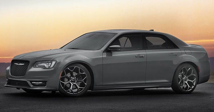 2017 Chrysler 300s Comes With Sport Earance Packages At New York 300