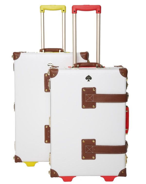 hot sale online f2626 c4cfe Stylish Suitcases: SteamLine by Kate Spade | Kate Spade EVERYTHING ...