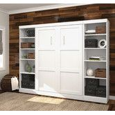 Found it at Wayfair - Full/Double Storage Murphy Bed