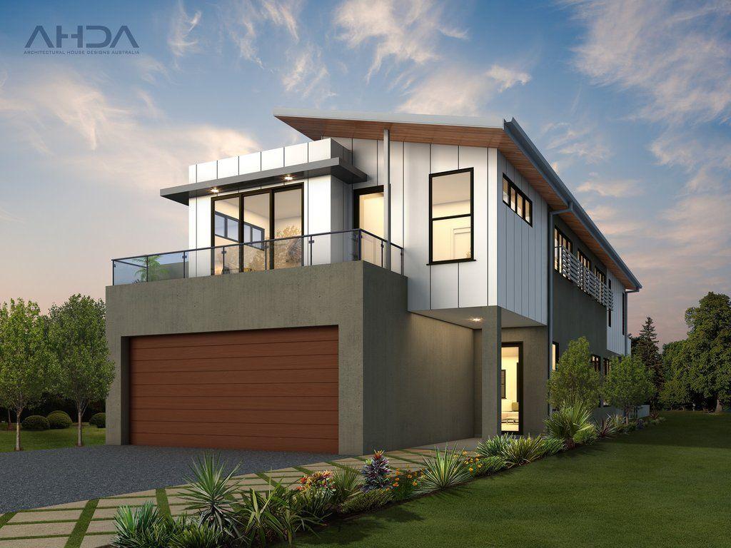 Modern - Architectural House Designs Australia - 1   Dan - Sub ...