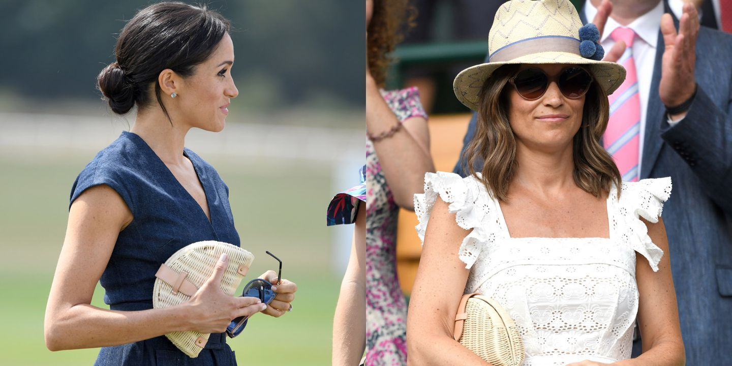 Meghan markle and pippa middleton rocked the same