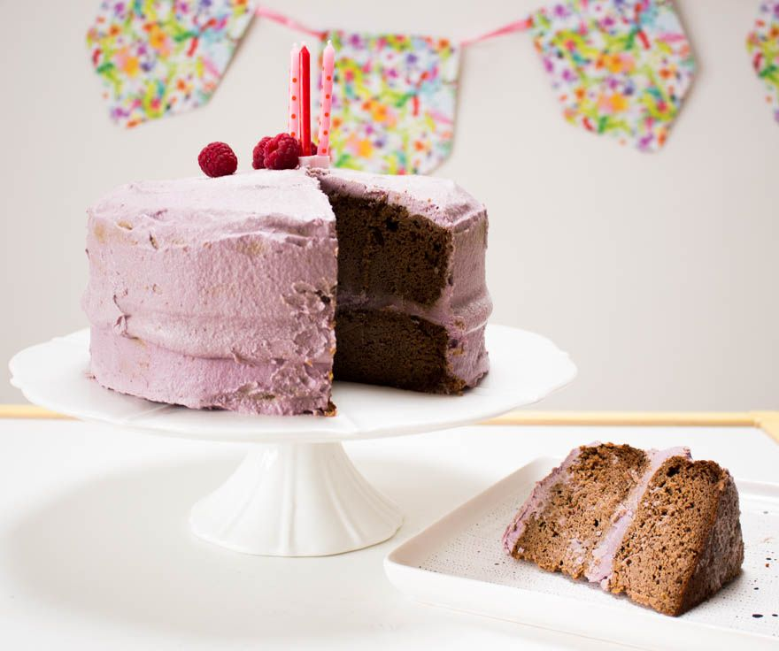SCD Birthday Cake Recipe (With images) Healthy