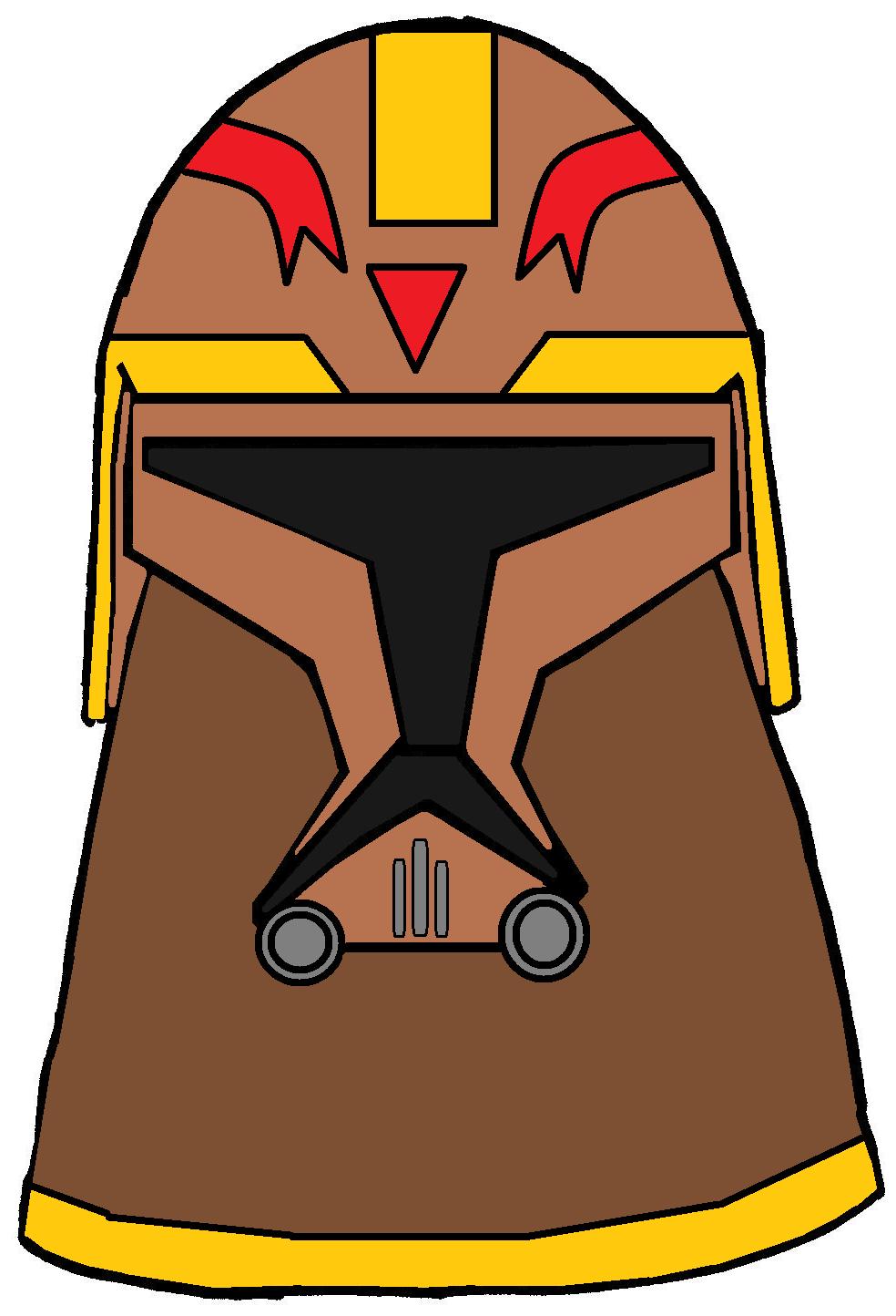clone commander cody u0027s helmet 1 clone wars tv show helmets