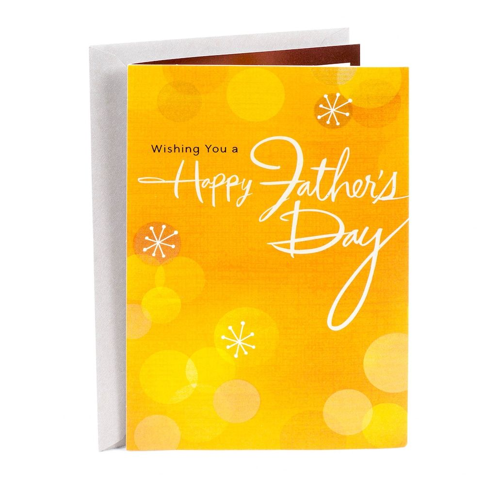 Hallmark Father's Day Card (Happy Father's Day Wishes