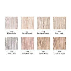 Wella Ash Blonde Toner Chart