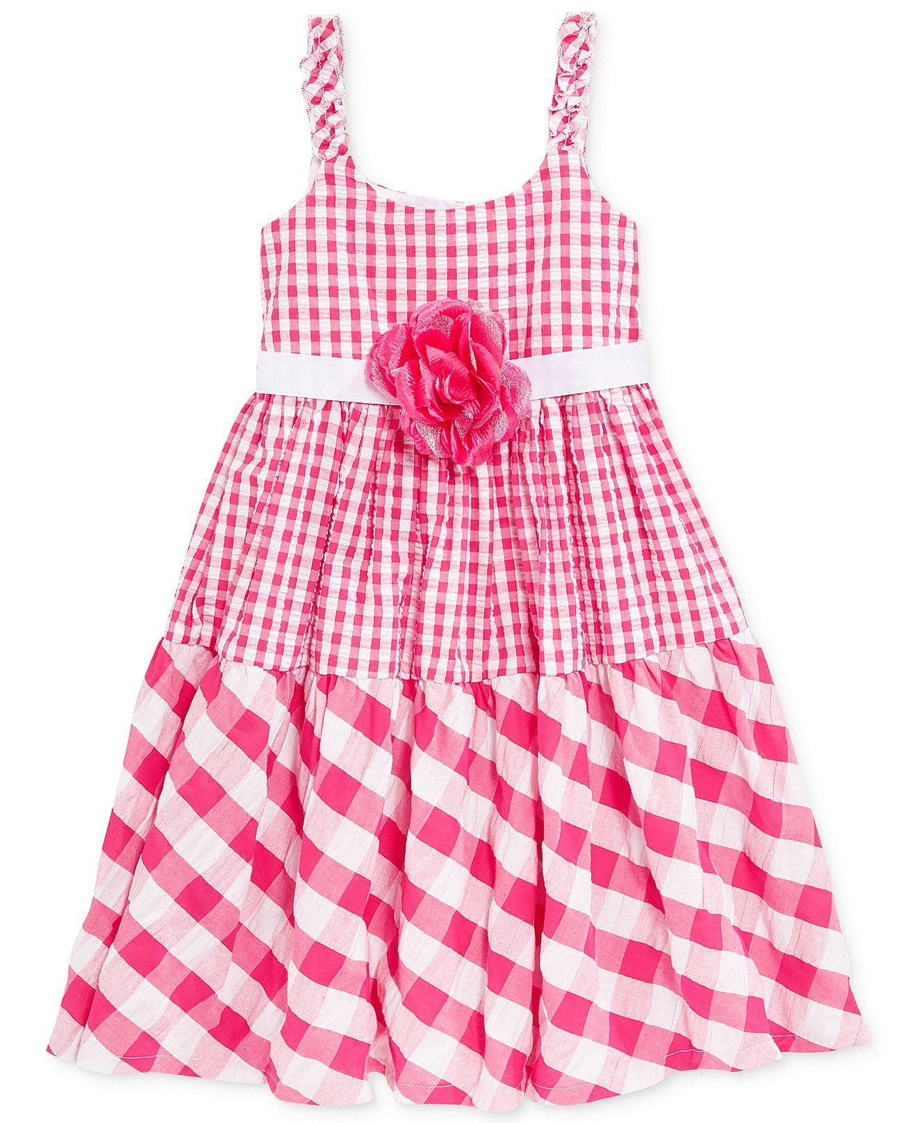 Marmellata Little Girls Seersucker Sundress Kids Macy s