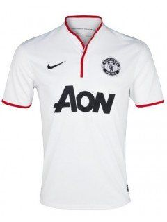 new product be43a 6650d Jual jersey manchester united grade ori warna putih sponsor ...