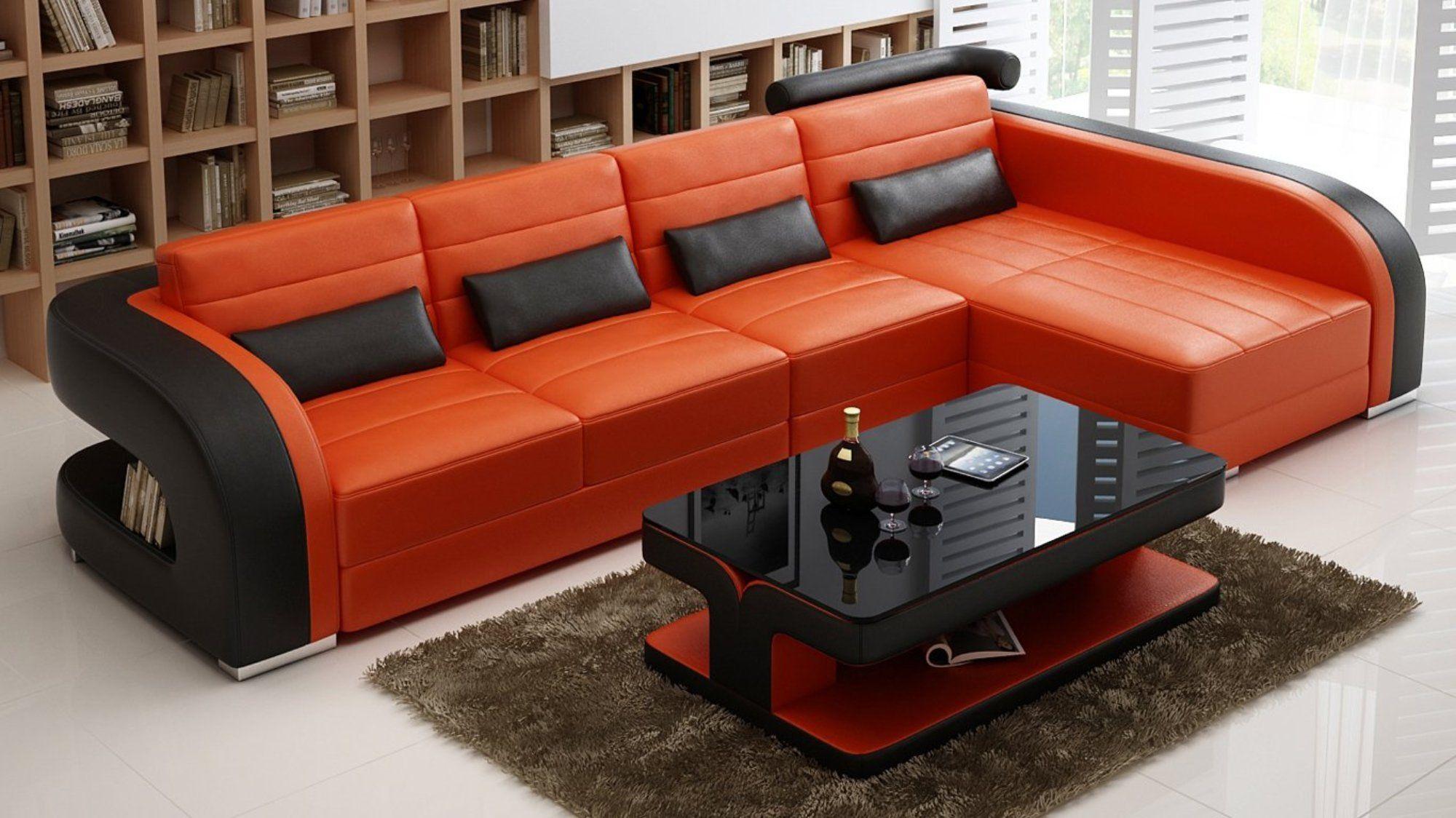 Luxury Modern Umbra - 3sC - Leather Sofa Lounge Set in 2019   Tv ...