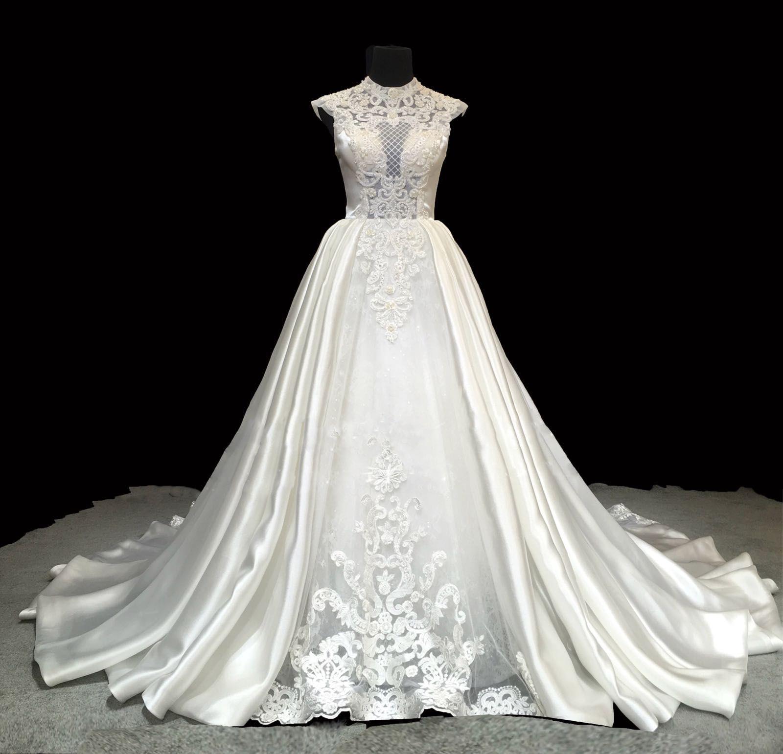 Wedding Dress Www.zaramakes.com #boltonbridalboutique