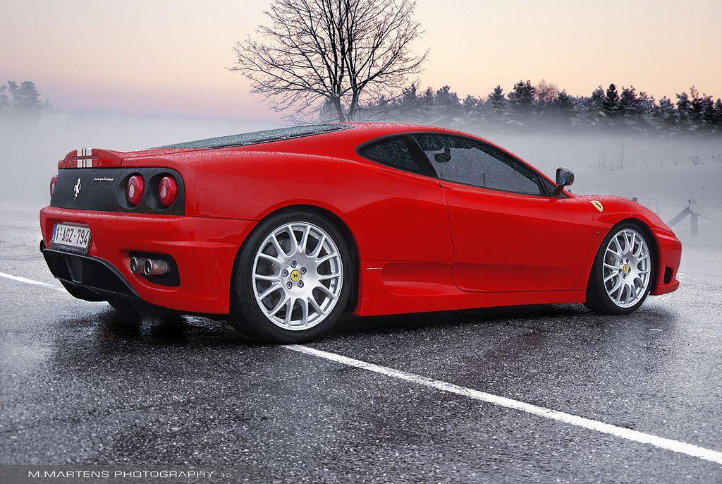 360 Challenge Stradale Yes Please Ferrari 360 Ferrari