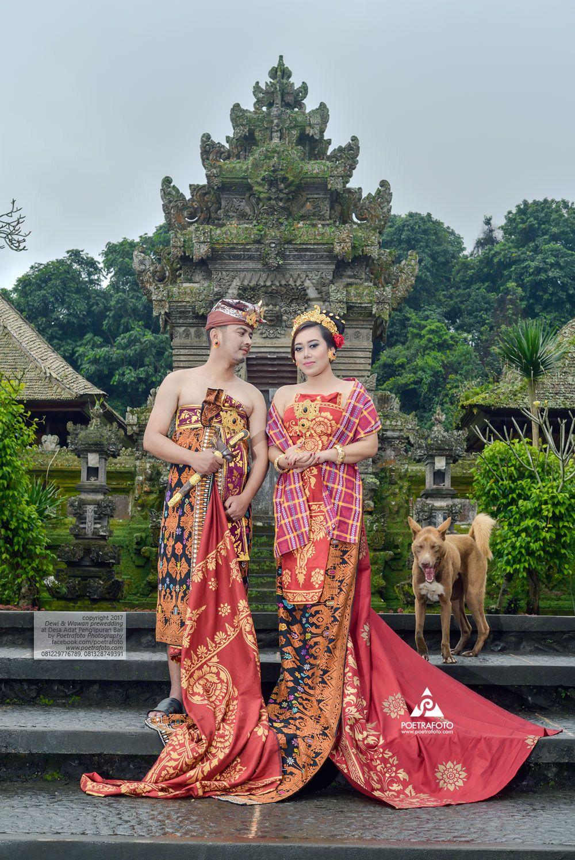 Rumah Adat Dan Pakaian Adat Bali
