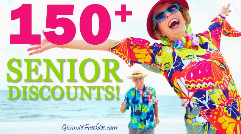 Senior Discounts 150 Best Senior Citizen Savings Roundup