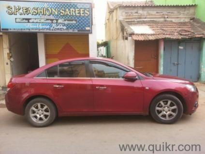 Used Car In Bangalore Electronic City Chevrolet Cruze