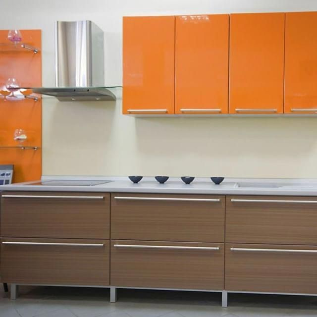 Another 2 Tone Kitchen. This One Is Our High Gloss Lacquer