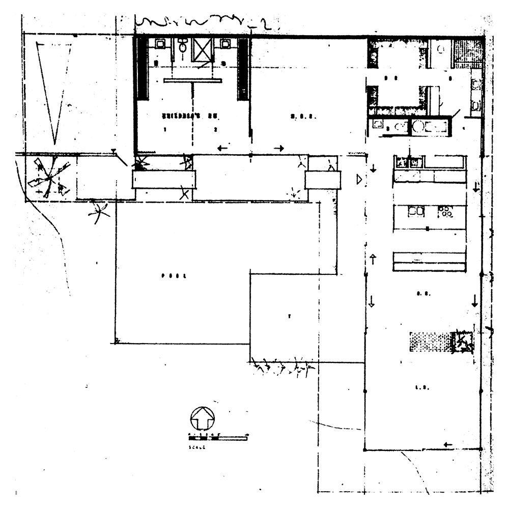 stahl house case study house 22 pierre koenig single family rh pinterest com Pierre Koenig Homes Pierre Koenig Case Study House