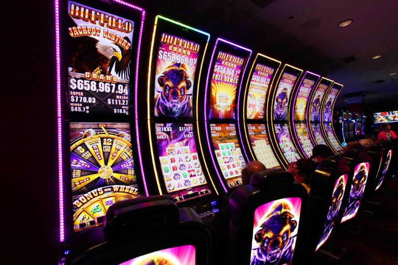 Las vegas slot machine payouts