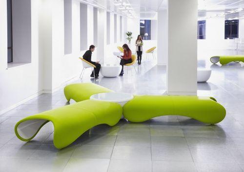 Eclipse lounge meubilair ceka office group kantoorinrichting