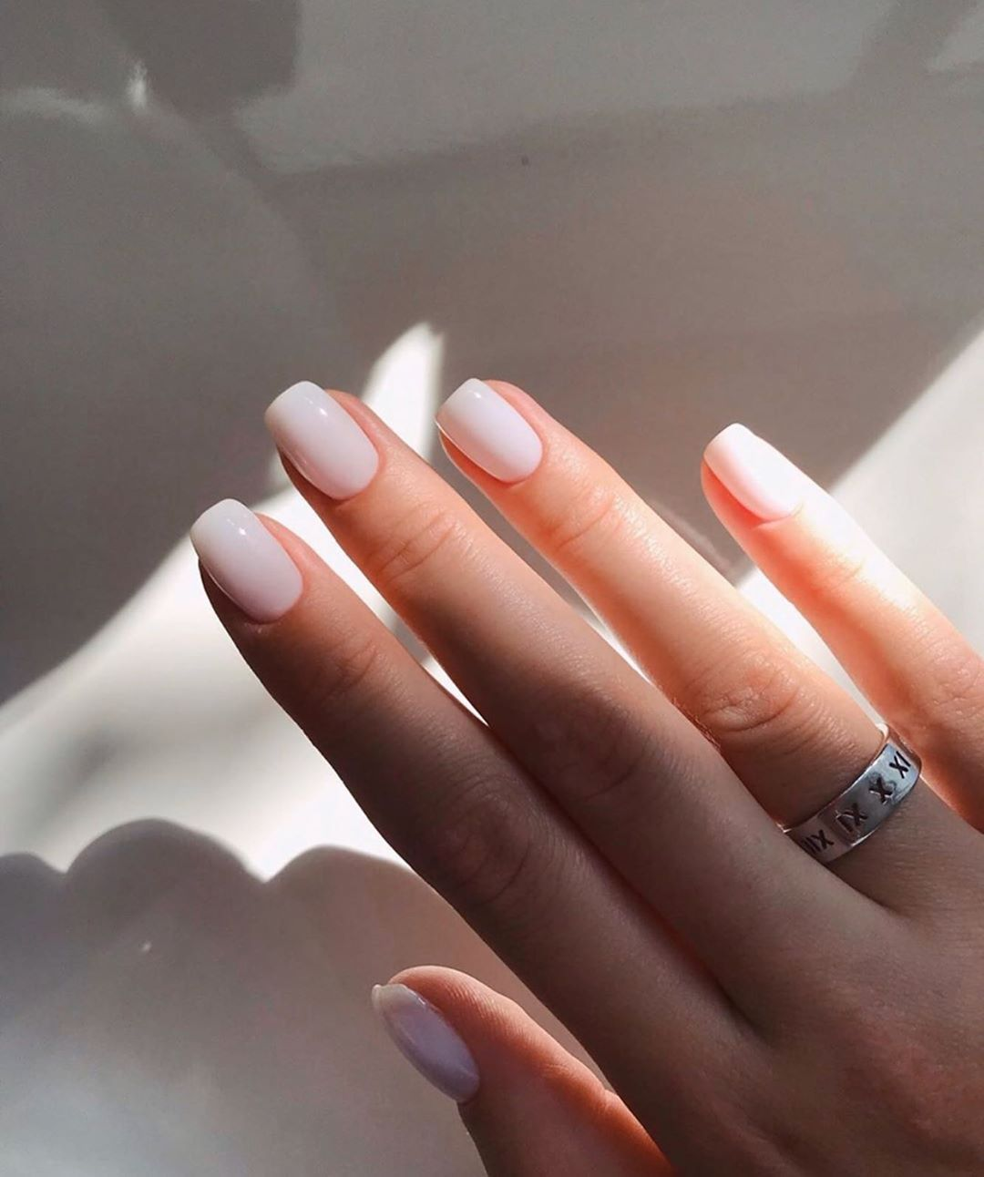 "���� ������� ���� on Instagram: ""Dreamy nails ️ Follow @glamourgoal for more! """