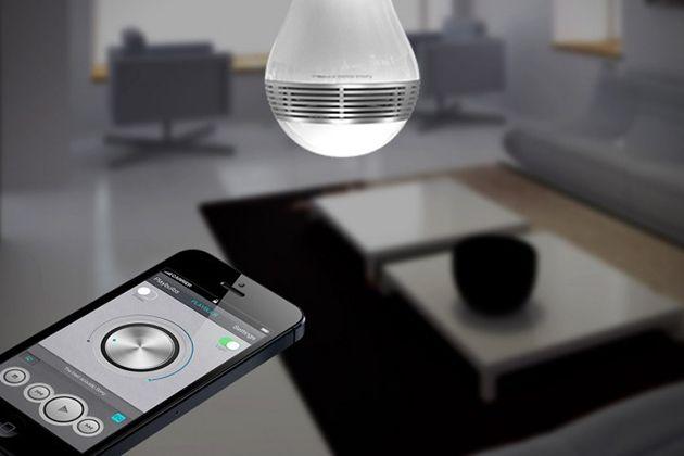 MIPOW PLAYBULB LED Light And Bluetooth Speaker 3