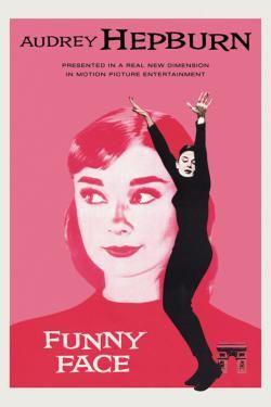 Audrey Hepburn Movie Posters