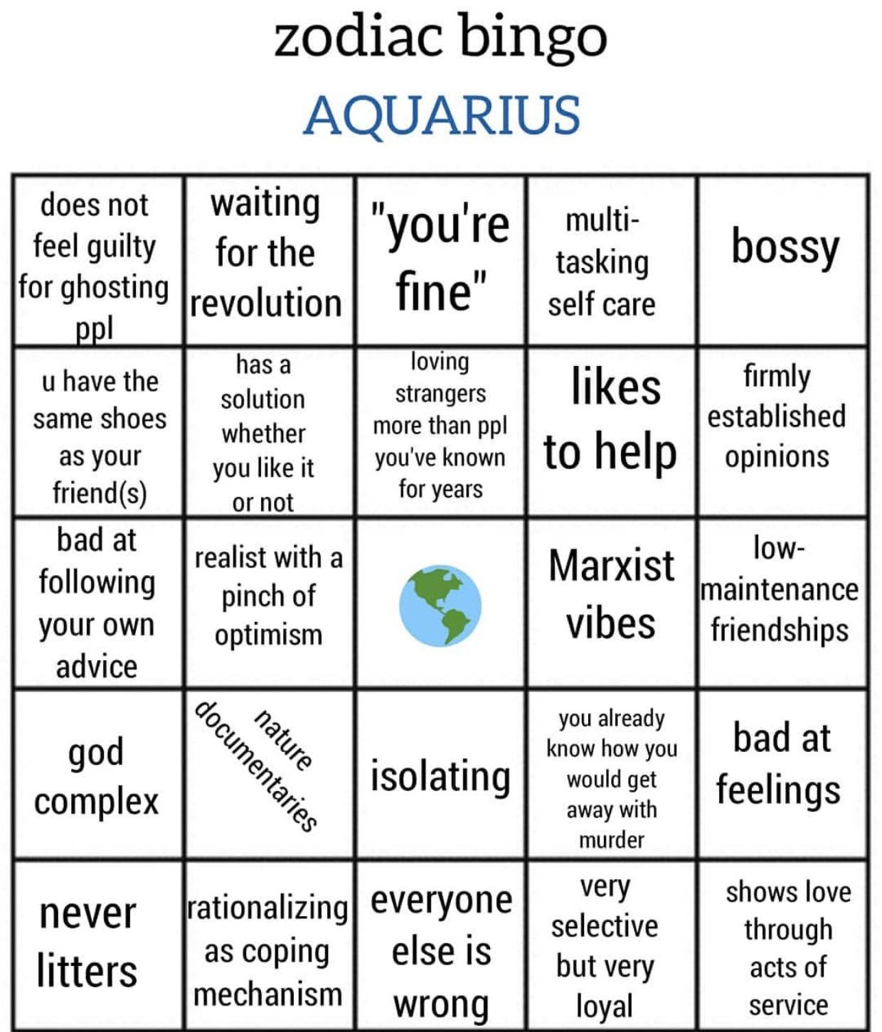 What is an aquarius woman like