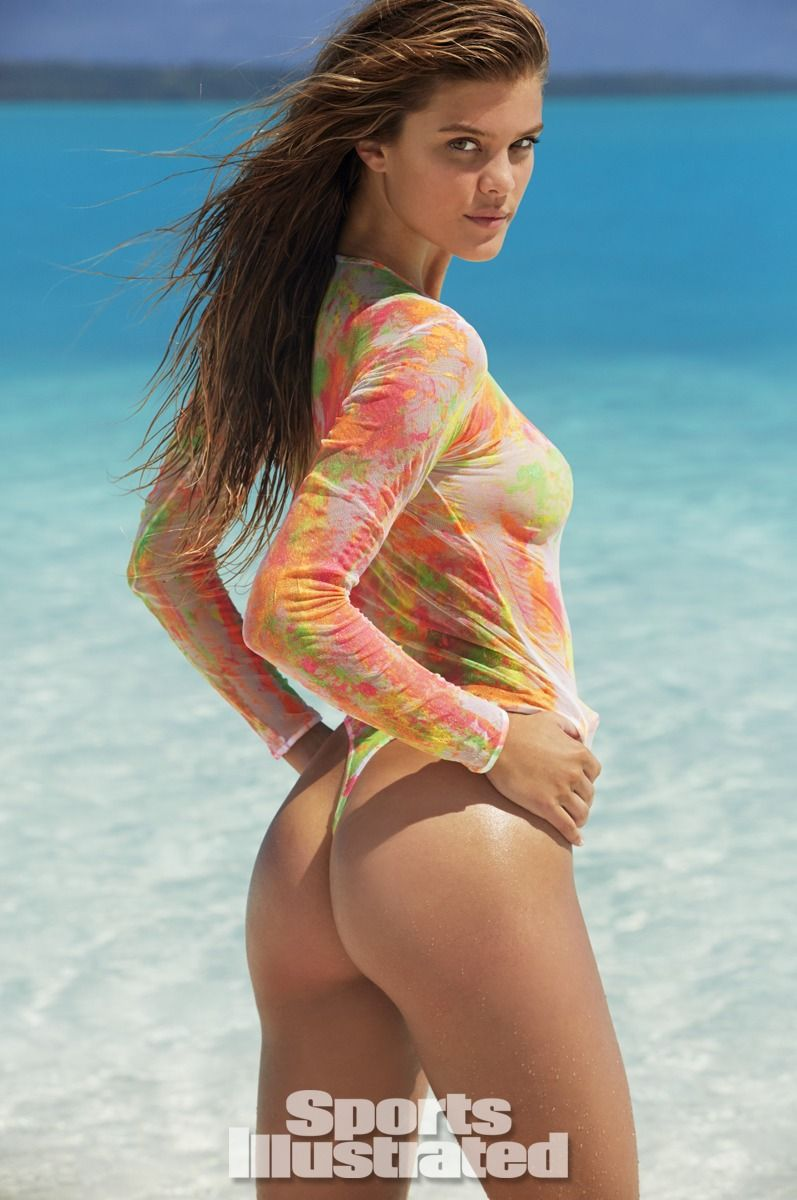 d413cc4668299 Nina Agdal Swimsuit Photos - Sports Illustrated Swimsuit 2014 - SI.com  Photographed by James Macari in the Cook Islands