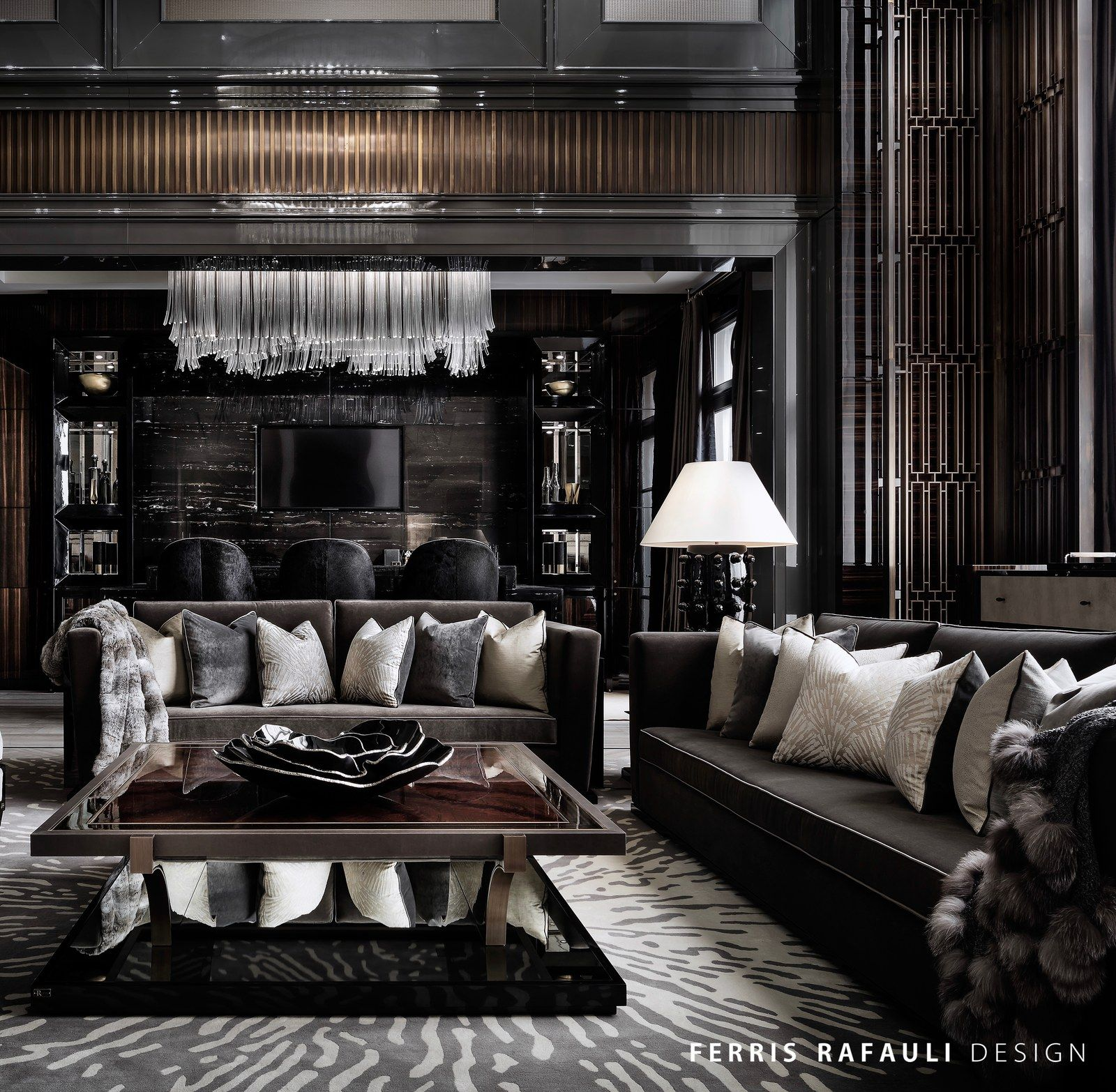 50 Luxury Living Room Ideas: Architecture By Ferris Rafauli