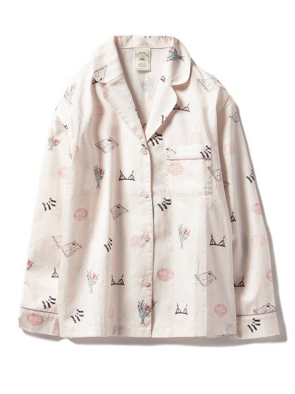 2107b3f5add75 piqueモチーフシャツ(Tシャツ・カットソー) gelato pique(ジェラート ...