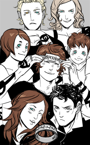 Afbeeldingsresultaat voor the blackthorn family