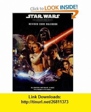 Star wars roleplaying game revised core rulebook pdf ...