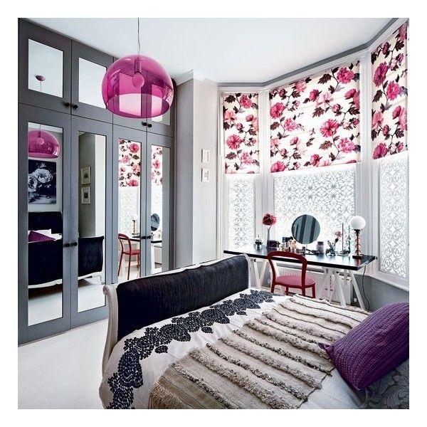 Modern Floral Bedroom Bedroom Decorating Ideas Bedroom