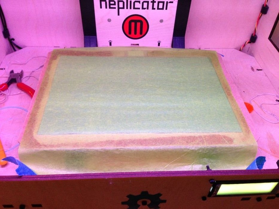 3D Printing PLA on Tissue Paper: 11 Steps (with Pictures)